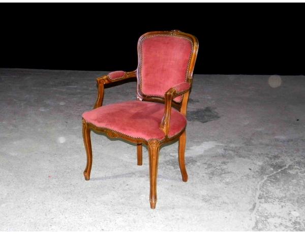 Кресло красное, AM0921