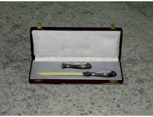 Нож для вскрытия писем с печатью, AM1128