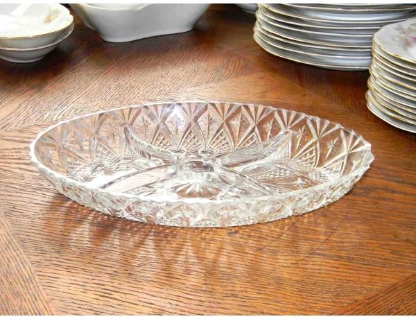 Блюдо из стекла, AM0993