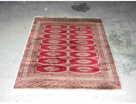 Шерстяной ковёр ручной работы 194 х 44 см