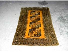 Шерстяной ковёр ручной работы 200 х 120 см