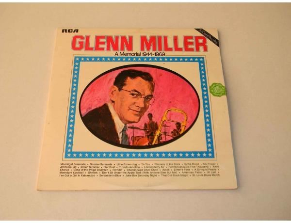 Виниловая пластинка Glenn Miller, AM0842