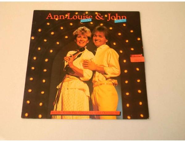 Виниловая пластинка Anne-Louise Hanson ja John Ballard, AM0849