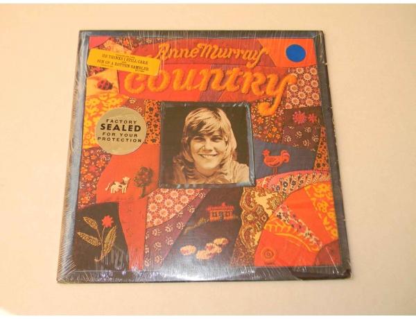 Виниловая пластинка Anne Murray COUNTRY, AM0848