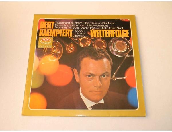 Vinüülplaat Bert Kaempfert, AM0850
