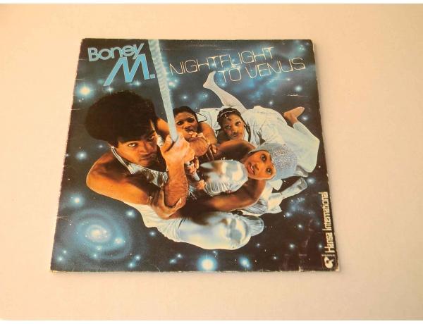Виниловая пластинка Boney M. Nightflight to Venus, AM0853