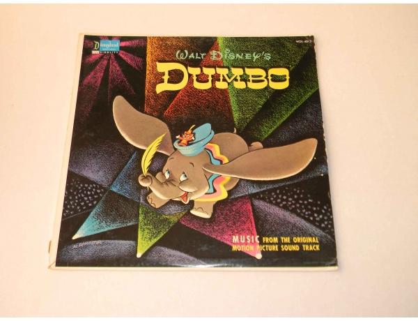 Виниловая пластинка DUMBO песни из мультика, AM0860