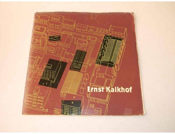 Vinüülplaat Ernst Kalkhov, AM0862