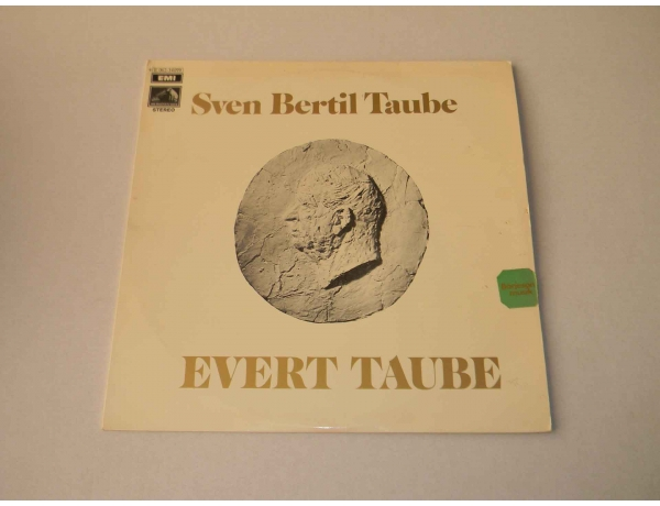 Vinüülplaat Evert Taube, AM0863