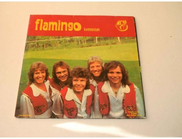 Виниловая пластинка Flamingo, AM0865