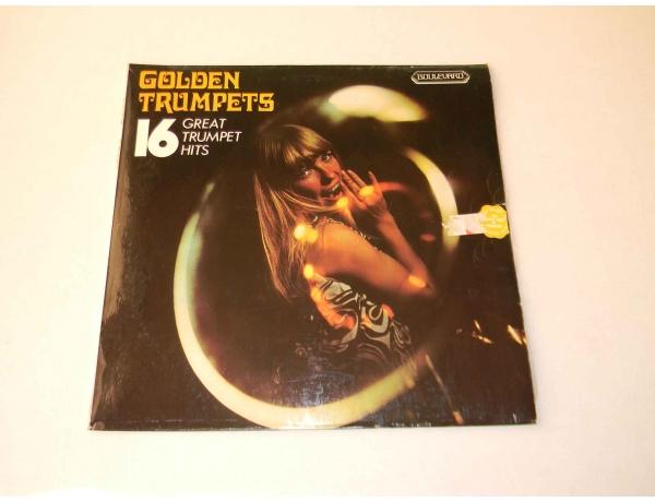 Виниловая пластинка Golden Trumpets 16 hits, AM0869