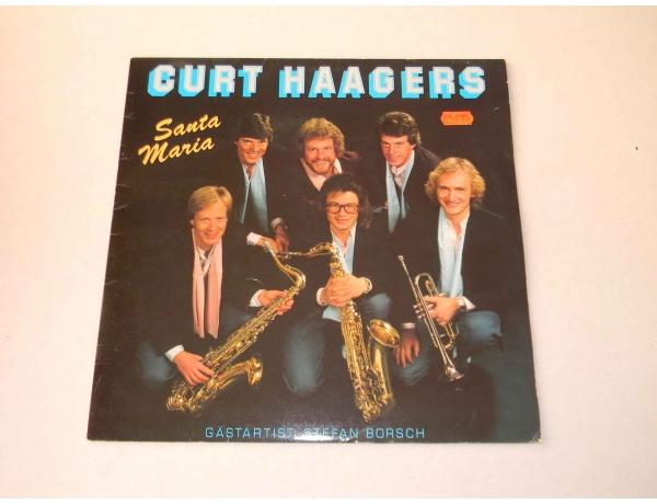 Виниловая пластинка Gurt Haagers, AM0871