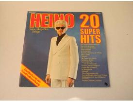 Виниловая пластинка HEINO 20 super hits
