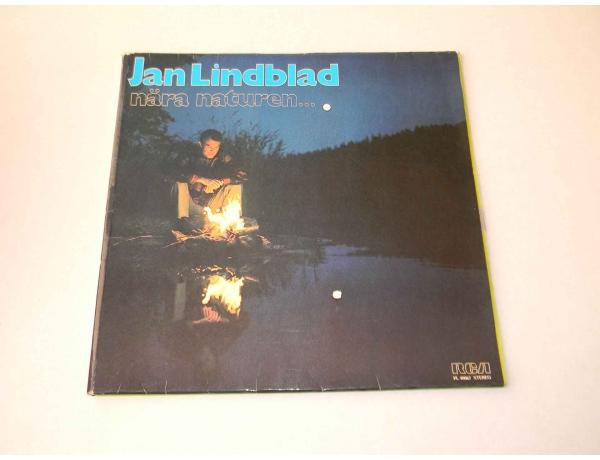 Vinüülplaat Jan Lindblad, AM0875
