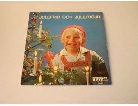 Виниловая пластинка Julefrid och julefröjd
