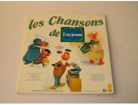 Виниловая пластинка les Chansons