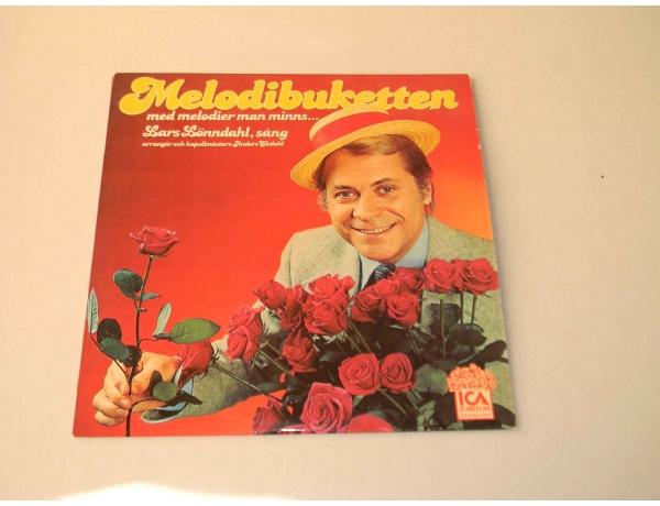Vinüülplaat Melodibuketten, AM0890