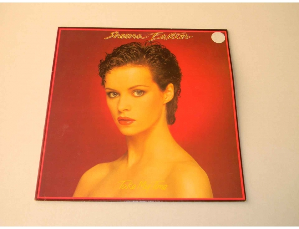 Vinüülplaat Sheena Easton Take my Time, AM0897