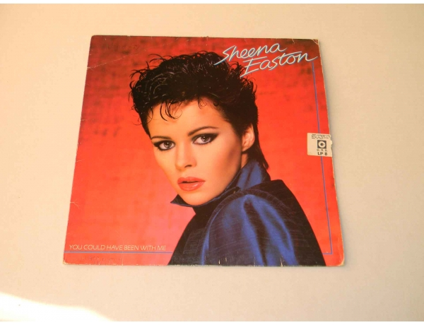 Виниловая пластинка Sheena Easton You could have been with me, AM0898