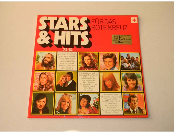 Vinüülplaat Stars and Hits 73-74, AM0902