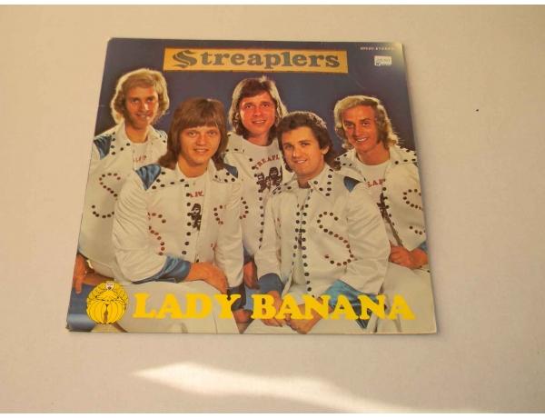 Vinüülplaat Streaplers LADY BANANA, AM0903