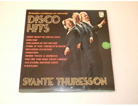 Vinüülplaat Svante Thuresson Disco Hits