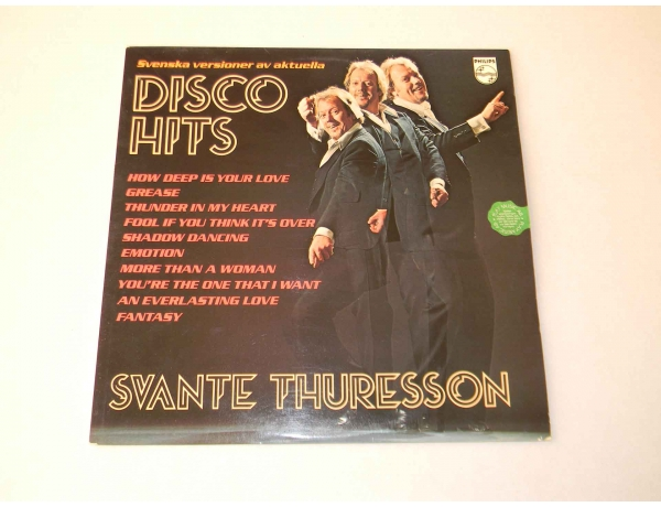 Виниловая пластинка Svante Thuresson Disco Hits, AM0904