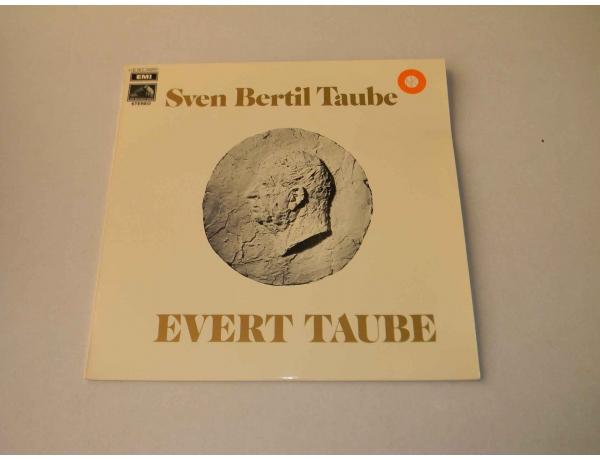 Vinüülplaat Sven Bertil Taube, AM0905
