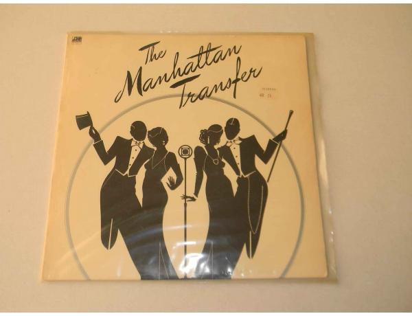 Vinüülplaat The Manhattan Transfer, AM0910