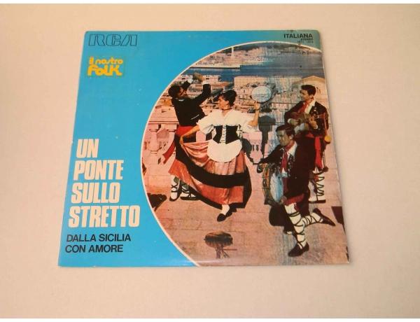 Vinüülplaat Un Ponte Sullo Stretto, AM0913
